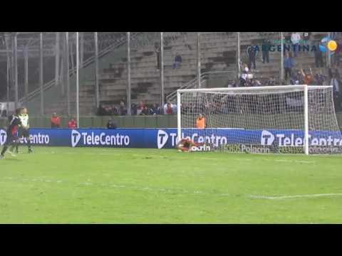 Penales y festejos de Gimnasia LP 2 (4) - San Lorenzo 2 (2)