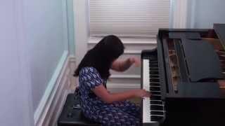 F. Chopin Étude in C minor, Op 10, No 12,