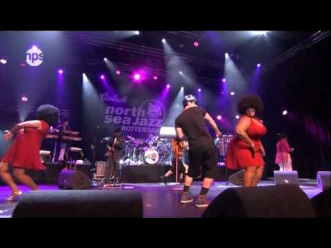 """Oblivion"" - Macy Gray @ North Sea Jazz Festival 07/11/2010"