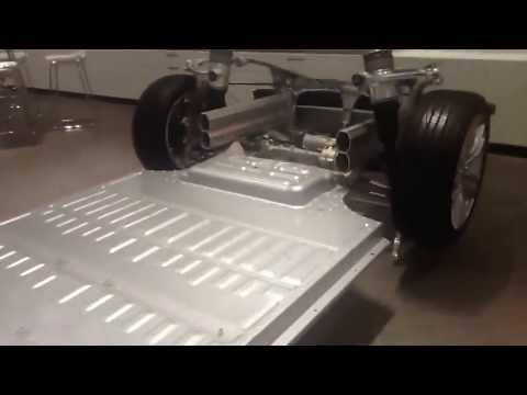 Random Tesla Chassis