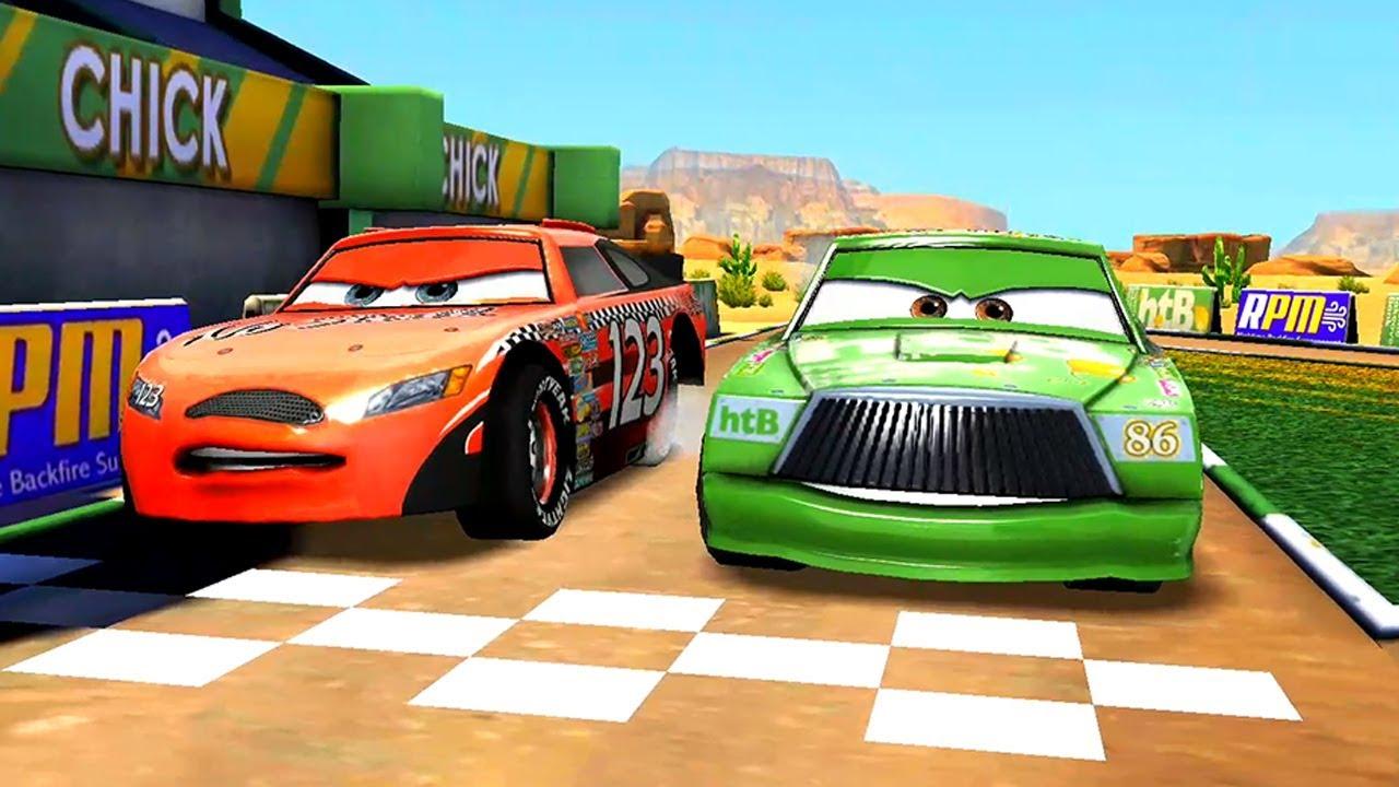 Arabalar Simsek Hizi Oyununda Boya Acma Etkinligi Yapiyorum