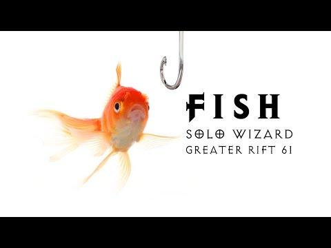 Fish, Fish, Fish, Fish, Fish (GR61 solo wizard)