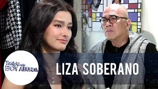 TWBA: Liza gets emotional talking about his brother