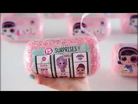 LOL Surprise série Spy Eye Under Wraps Capsule Poupée Grande Doll-Série