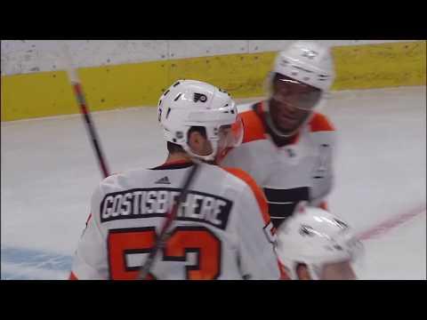 Jakub Voracek Goal - Philadelphia Flyers vs Ottawa Senators (10/10/18)