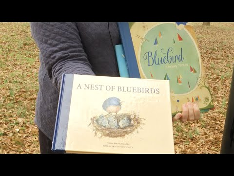 WEB EXTRA: Book club influencing kids to explore nature
