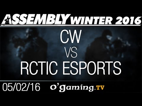 Copenhagen Wolves vs RCTIC Esports - Assembly Winter 2016 - Group Stage