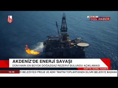 Akdeniz'de enerji savaşı