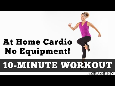 the-best-10-minute-at-home-cardio-workout-no-equipment!