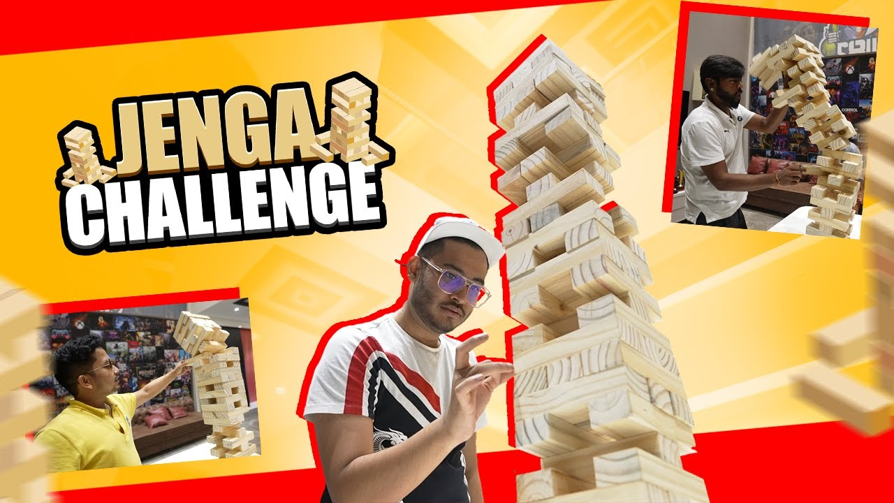 Download GIANT JENGA CHALLENGE IN S8UL GAMING HOUSE 2.0