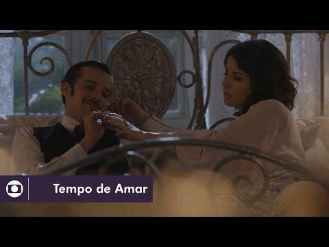 Tempo de Amar: capítulo 128 da novela, sexta, 23 de fevereiro, na Globo