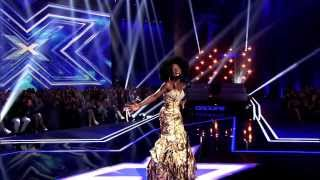 Lillie McCloud - A House Is Not A Home (The X-Factor USA 2013) [4 Chair Challenge]