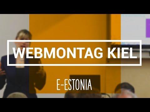 e-Estonia– Leben in einer digitalen Gesellschaft #DiWoKiel