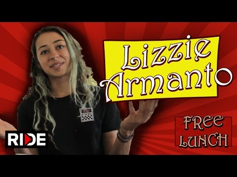 Lizzie Armanto Talks Knitting Club, Party Boy Loy, Birdhouse's Stylist & More - Free Lunch