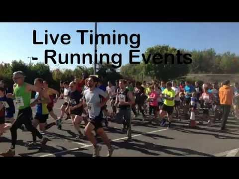 Chip Timing Live Results Running Event