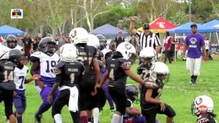 JSC: SCEYFL Freshmen Rancho Dominguez Lobos VS SoCal  Seminoles