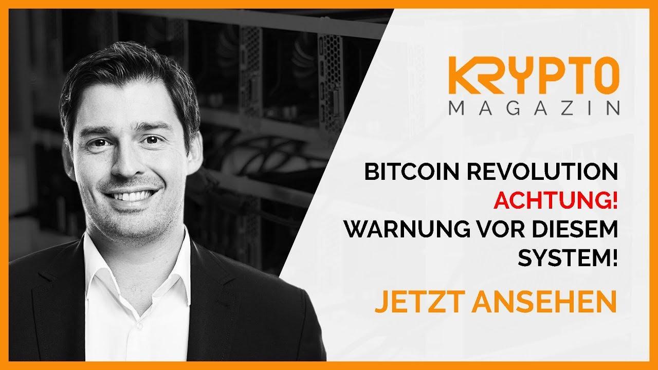 bitcoin revolution höhle der löwen bitcoin arbitrage platform