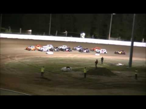Seymour Speedway 5/22/16 Legends Feature