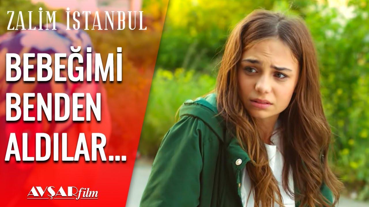 Hem Kendini Hem Bebeği Yaktın! - Zalim İstanbul 7. Bölüm