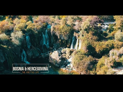 Bosnia & Herzegovina Travel Video Panasonic GX85/GX80 DJI Spark