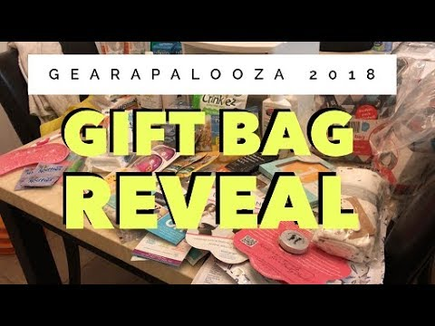 Gearapalooza 2018 - Ultimate Baby Gear And Registry Event - Experience And Gift Bag Reveal