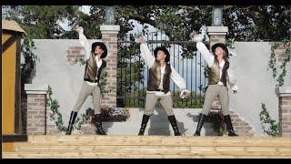 De tre musketörerna film