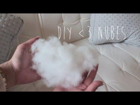 Como Hacer Nubes De Algodon Para Decorar