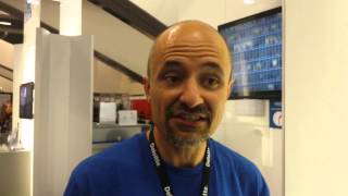 Earle Philhower Discusses HGST Virident Solutions 2.0 at the HGST Booth at Oracle OpenWorld 2014