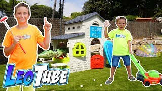 Loco Club de Golf LeoTube