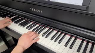금방(말할 수  없는 비밀OST) - 주걸륜 피아노커버…