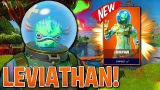 NEW LEVIATHAN SKIN!? - FORTNITE SKIN SPOTLIGHTS