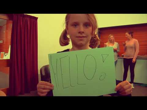 NZSL Holiday Programme Day 3: Lights, Camera, Sign!