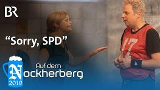 Auf dem Nockherberg 2019 Singspiel  Sorry SPD  Das kleine Glck  Die Starkbierprobe  BR