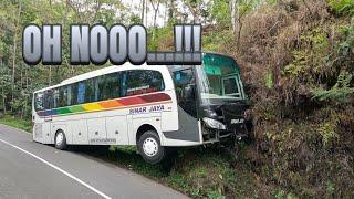 Kecelakaan Bus SINAR JAYA (Kembali Terjadi)