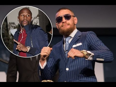 Floyd Mayweather VS Conor McGregor Grand Arrivals at T-Mobile Arena in Las Vegas