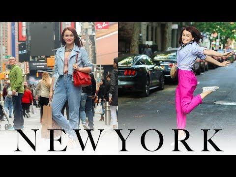 New York - prima saptamana