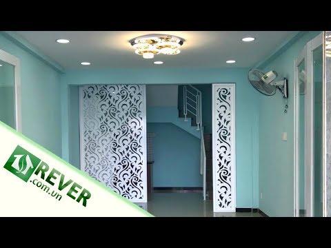 REVER | Bán nhà mặt tiền đường Lũy Bán Bích quận Tân Phú,thiết kế hiện đại với 2 phòng ngủ