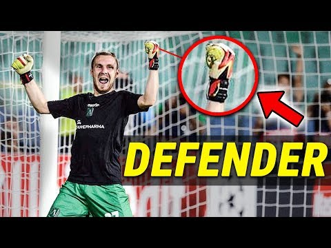 How a Defender Went Down in History of Football Penalty Shootout