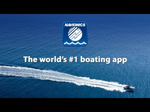 Boating for Android phone: the #1 Marine & Lakes GPS App