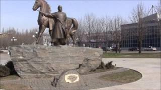 Воронин.Соц город Кривой Рог весна 2013 г.