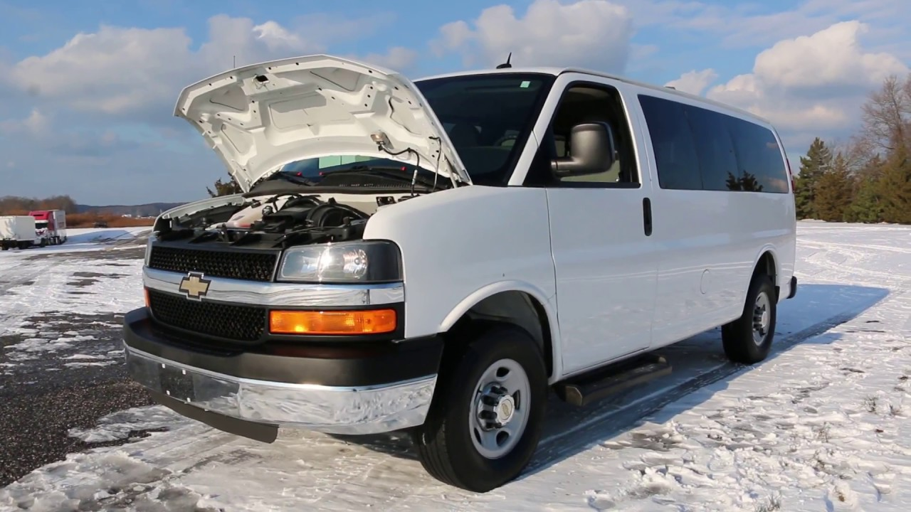 b49e66d377 2015 Chevrolet Express G2500 LT Passenger Van For Sale - YouTube