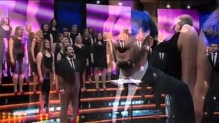 Cor CF1 - Hodie Christus Natus Est - William Mathias