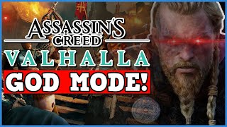 Assassins Creed Valhalla IS A PERFECTLY BALANCED GAME WITH NO EXPLOITS - GOD MODE Is Broken!