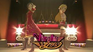 「デレステ」Virgin Love (Game ver.) 向井拓海、藤本里奈 SSR