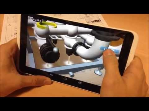 BIMevoke - Augmented Reality Apps for the Construction industry