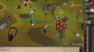 Low Level G Maul Pure Building Then PKING!