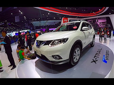 new 2017 crossover nissan x trail 2018 hybrid youtube. Black Bedroom Furniture Sets. Home Design Ideas