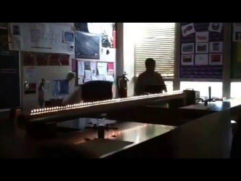 Dover Intermediate School Ruben's Tube Fall 2012