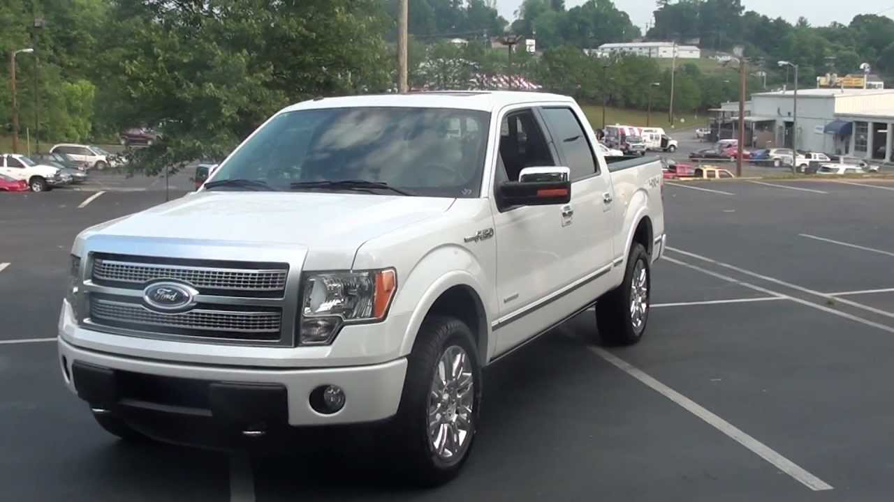 ffor sale new 2012 ford f 150 platinum ecoboost stk 20896 youtube. Black Bedroom Furniture Sets. Home Design Ideas