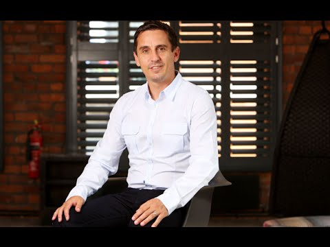 Meet the Telegraph's newest signing Gary Neville